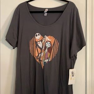 Lularoe Jack and Sally Classic Tee